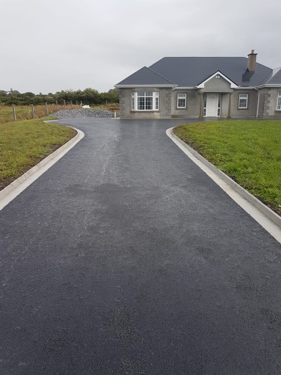 tarmac driveways Ballaghline